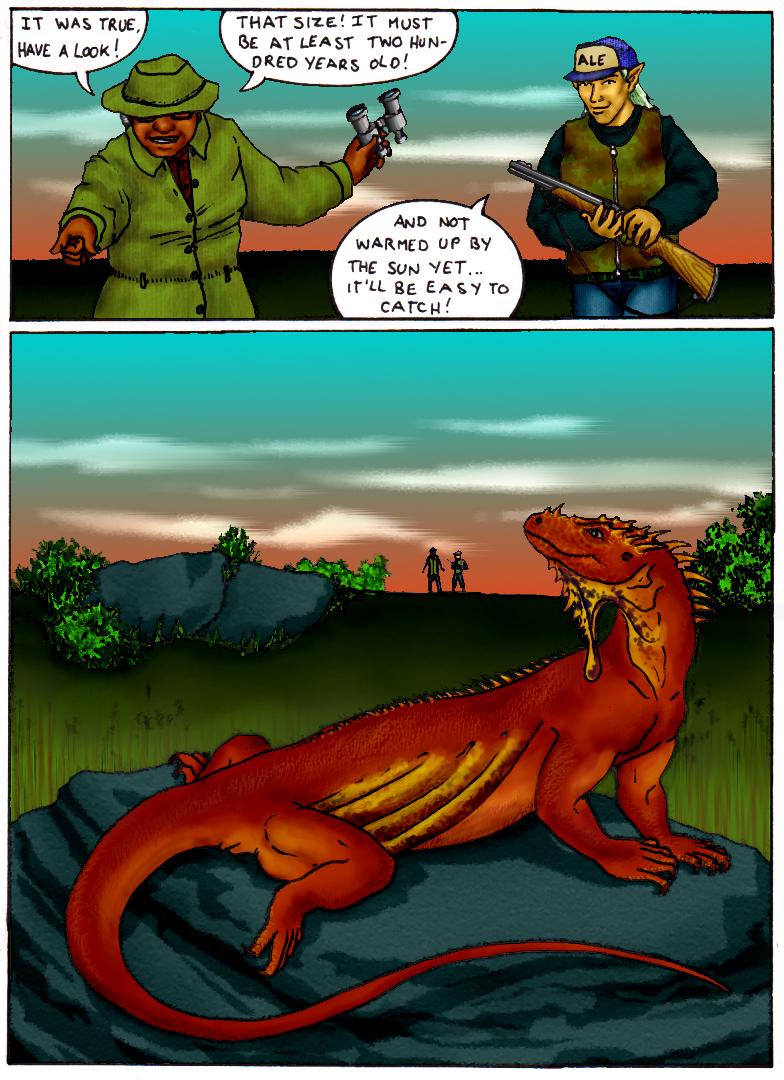367- Dragon hunters
